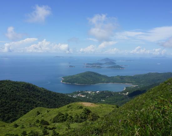 ランタオピーク(鳳凰山) とゴンピン(昂坪)ハイキング<日本語ガイド>