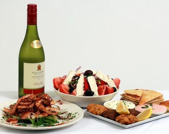 【シドニー】本格ギリシャ料理 ダイエテネスレストラン<レストラン予約/セットメニュー>