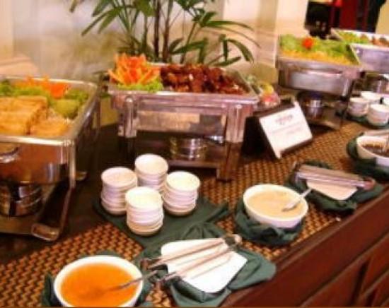 クメール料理と韓国風料理ビュフェ TONLE MEKONGのミールクーポン