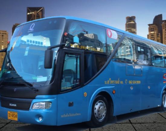 貸切プラン!大型バスのプライベートチャーター(ガイド付き)