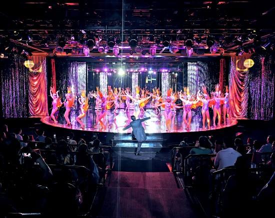 タイ古典舞踏とカリプソニューハーフショー<日本語ガイド/ホテルお送り>