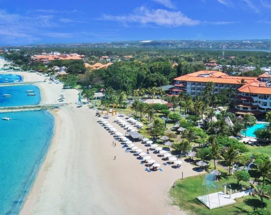 【ジャカルタ発】グランドミラージュリゾートに泊まるバリ島2泊3日