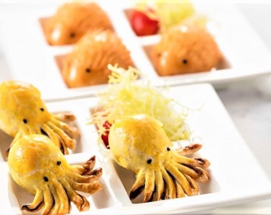 翠韻軒(シンフォニーバイジェイド)で味わうかわいい本格飲茶ランチ<ミールクーポン>