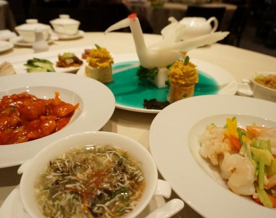 料理大賞金賞受賞レストラン、東来順(ドンライシュン)で味わう淮揚料理<ミールクーポン>
