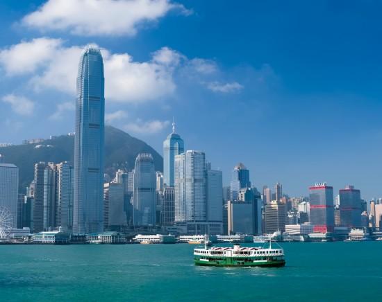 貸切手配!香港半日観光|ミニバス(20名利用)