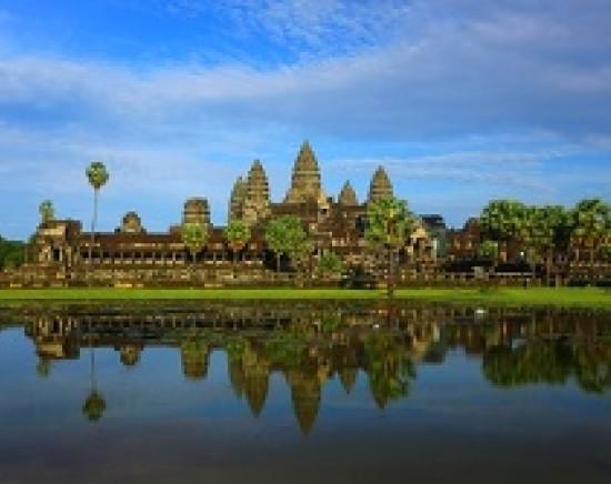 【カンボジア】世界遺産アンコールワット クメール文化を訪ねて 2泊3日