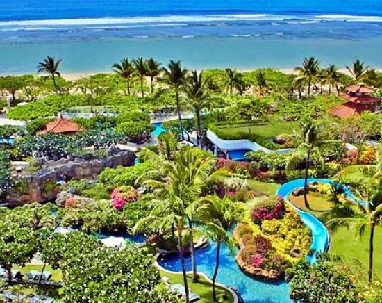 グランドハイアットに泊まるバリ島2泊3日