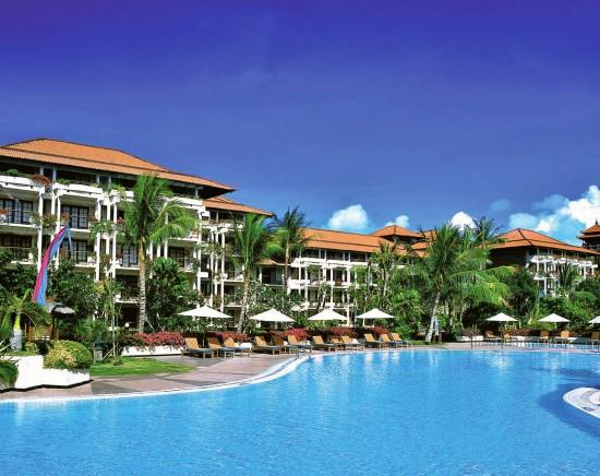 アヨディアリゾートに泊まるバリ島2泊3日