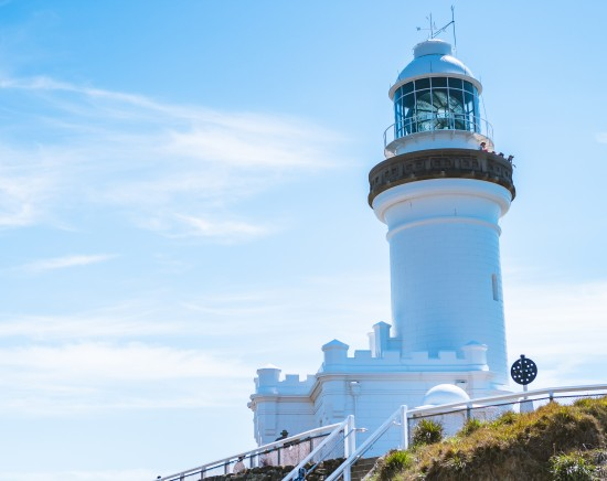 オーストラリア最東端の土地 バイロンベイへ自由散策時間ありの1日観光ツアー<日本語ガイド/バイロンベイ/自由散策/指定ホテル送迎>