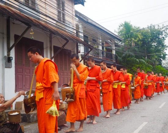 【ラオス】世界文化遺産の街ルアンパバーン1泊2日