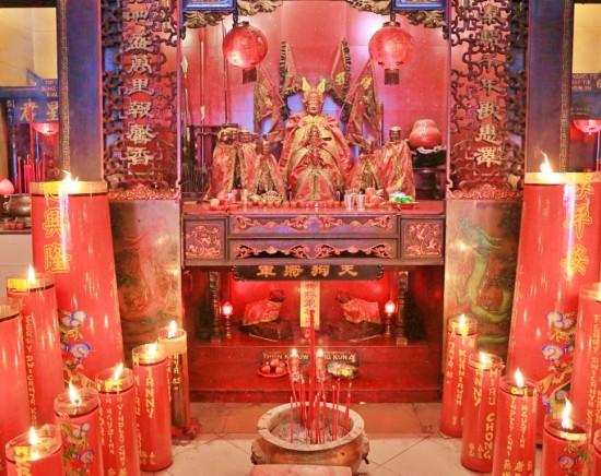 【ジャカルタ】オランダ文化&中国華僑文化に触れる半日観光(午前発)
