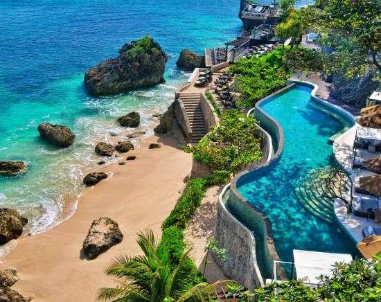 【ジャカルタ発】アヤナリゾートに泊まるバリ島2泊3日