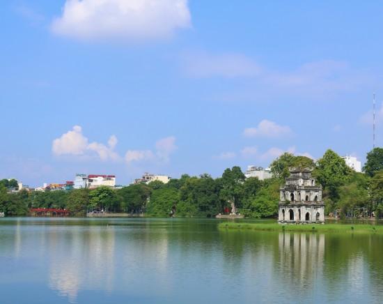 【ベトナム】ハノイ~世界自然遺産ハロン湾 2泊3日(シンガポール発)