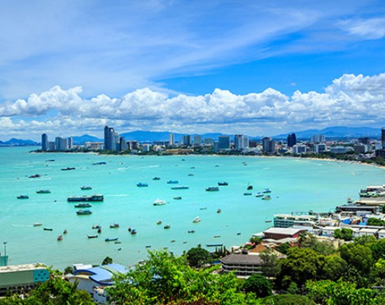 【パタヤ】専用車でご案内 バンコクから一番近いビーチリゾート「パタヤ」1泊2日