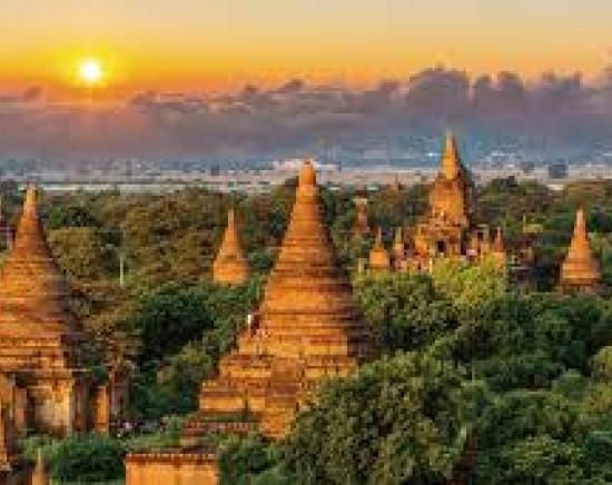 【ミャンマー】新世界遺産バガン+古都マンダレーを巡る2泊3日