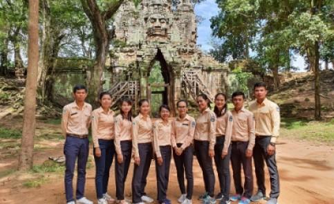 カンボジア支店イメージ