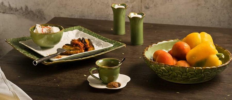 ジェンガラ陶器商品