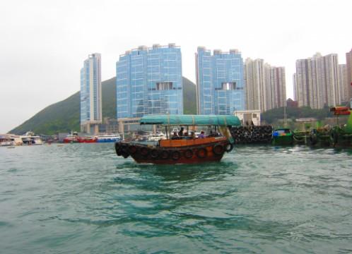 観光イメージ:香港仔(アバディーン)