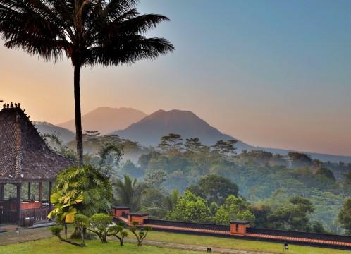 【ジャカルタ発】メサスティラ 中部ジャワのコーヒー農園で楽しむ休日2泊3日