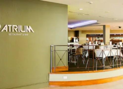 【ケアンズ 】ダブルツリー・バイ・ヒルトン内レストラン・アトリウムレストラン&バー <レストラン予約/セットメニュー>