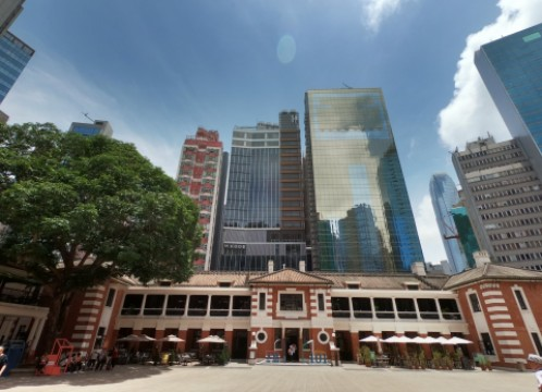 今、香港で再注目のエリア・オールドセントラルを食べ歩き、1日満腹ツアー<終日/朝食・軽食・ドリンク付き/日本語ガイド付き>