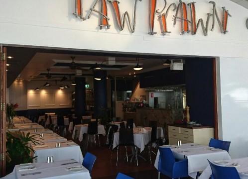 【ケアンズ 】地元人にも人気のシーフードレストラン・ロウプロウン <レストラン予約/セットメニュー>