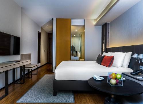 【タイ在住者限定プロモーション】嬉しい特典つき!5つ星ホテル・プルマンバンコクキングパワー1泊2日