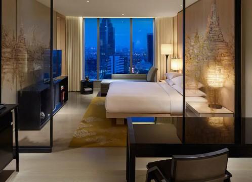 【タイ在住者限定プロモーション】嬉しい特典付き!5つ星ホテル・パークハイアット 2泊3日