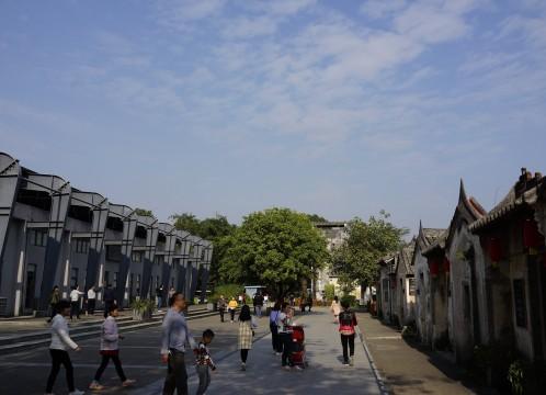 観澜版画村 メインストリート イメージ