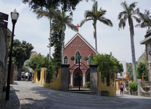 厦門 コロンス島 イメージ