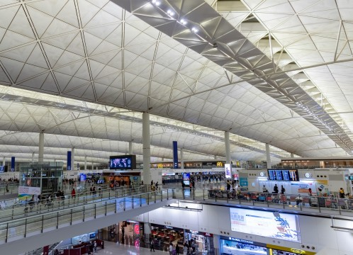 香港国際空港 イメージ