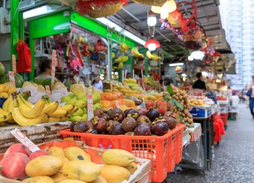 香港 街市 イメージ