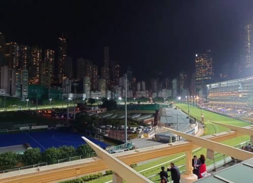 香港 ハッピーバレー競馬場 イメージ