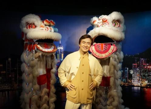 香港 マダムタッソー蝋人形館 イメージ