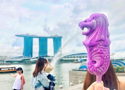 シンガポール1日観光デラックス+夜までナイトサファリ観光付き<夕食付き選択可>